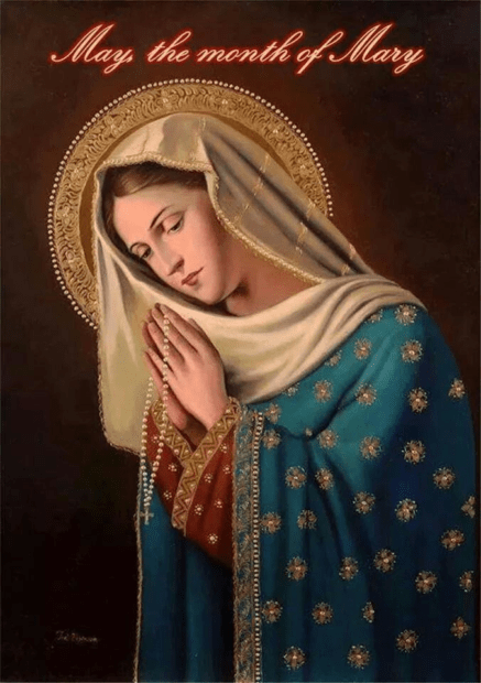 Marian Month