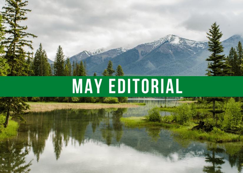 Editorial : May