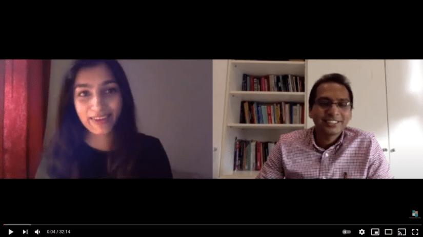 A conversation with Fr Shaiju Joseph
