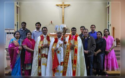 Bishop Joseph Srampickal Visit – Bishop of Great Britain